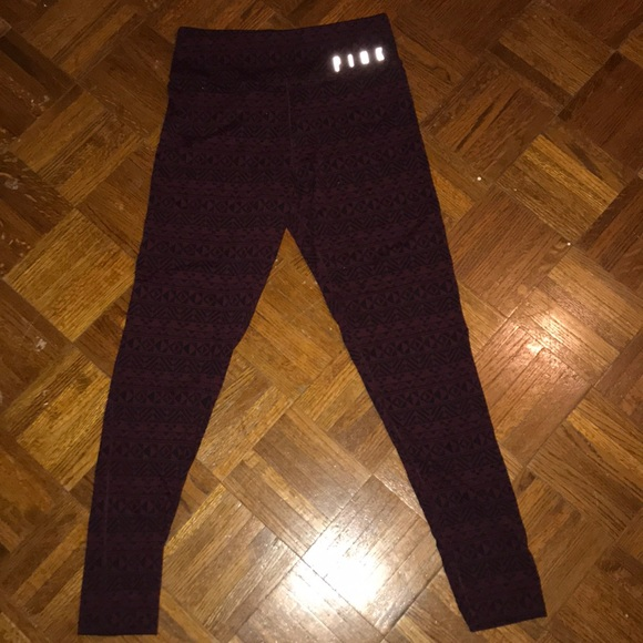 PINK Victoria's Secret Pants - Tribal print leggings